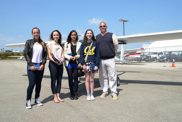 Santa Monica Flying Scholarship at Santa Monica Airport